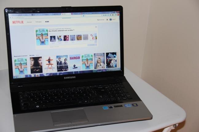 Le test a été effectué sur trois périphériques : ordinateur portable pas vraiment dernier cri, console de jeux Xbox360 et Samsung Galaxy S3.