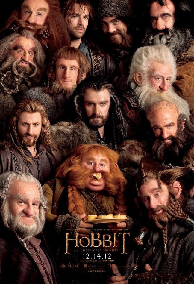 Le-Hobbit-Affiche-La-Compagnie-des-Nains