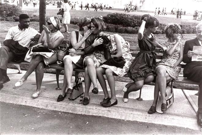 G.W. - New York World's Fair, 1964.