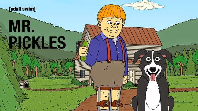 Mr. Pickles - Classe De Fous - Adult Swim